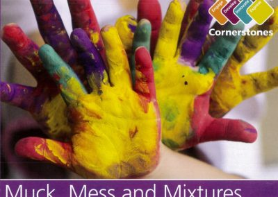 KS1 Cornerstones Project – Muck, Mess and Mixtures