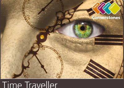 KS2 Cornerstones Project – Time Traveller