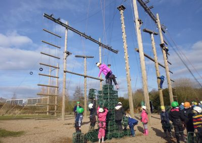 KS2 Residential to Dearne Valley