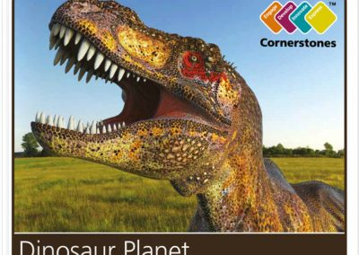 KS1 Cornerstones Project – Dinosaur Planet